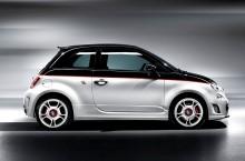 Afbeelding: Rijervaring Fiat 500 (review)