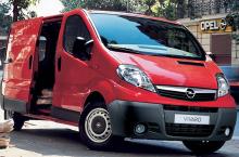 Afbeelding: Opel Vivaro