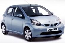 Afbeelding: Toyota Aygo