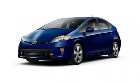 Hoofdafbeelding Toyota Prius