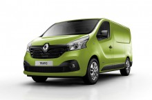 Afbeelding: Renault Trafic L1H1