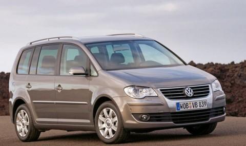 Hoofdafbeelding Volkswagen Touran
