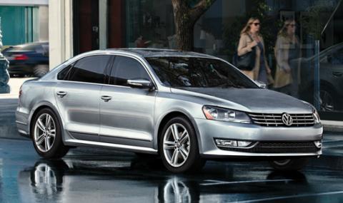 Hoofdafbeelding Volkswagen Passat