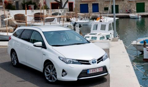 Hoofdafbeelding Toyota Auris Touring Sports