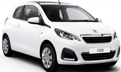 Hoofdafbeelding Peugeot 108