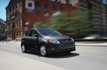 Afbeelding: Ford C-Max Plug in Hybride