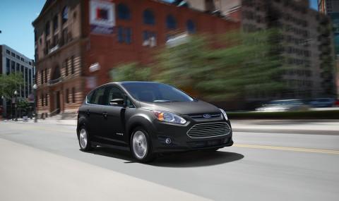 Hoofdafbeelding Ford C-Max Plug in Hybride