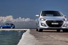 Afbeelding: Hyundai i30 1.6 Gdi Blue Go! 5drs