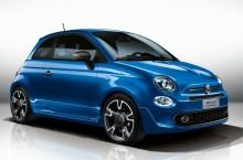 Afbeelding: Fiat 500 Sport