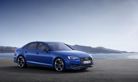 Hoofdafbeelding Audi A4