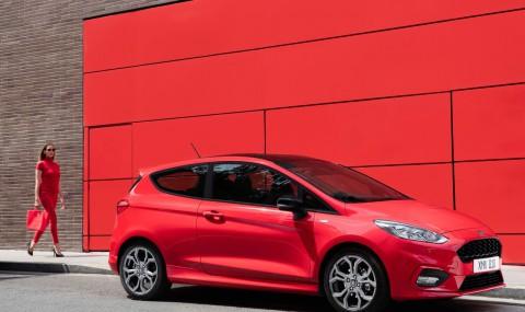 Hoofdafbeelding Ford Fiesta