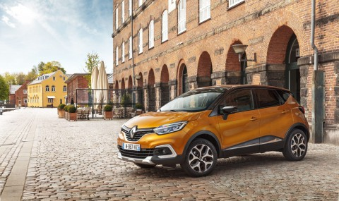 Hoofdafbeelding Renault Captur