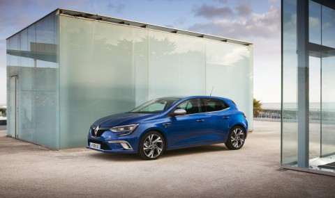 Hoofdafbeelding Renault Megane