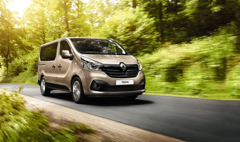 Hoofdafbeelding Renault Trafic L1H1